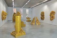 A Bridge of Tradition by John Miller contemporary artwork sculpture