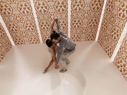 Ai Weiwei Golden Age Wallpaper at Serpentine Galleries