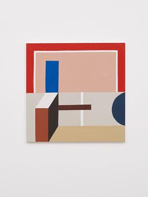 Luna by Nathalie Du Pasquier contemporary artwork