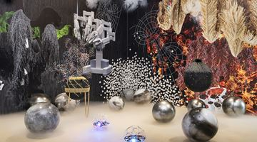 Contemporary art exhibition, Haegue Yang, When The Year 2000 Comes at K3, Kukje Gallery, Seoul, South Korea