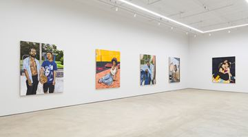 Contemporary art exhibition, Gerald Lovell, all that I have at P·P·O·W Gallery, New York