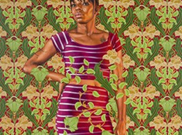 Kehinde Wiley's Painted Elegies for Ferguson