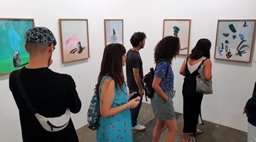 Contemporary art exhibition, Ina Jang, SWAB Barcelona at Jason Shin, Gyeonggi-do