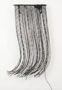 La Jalousie I by Jean Tinguely contemporary artwork mixed media