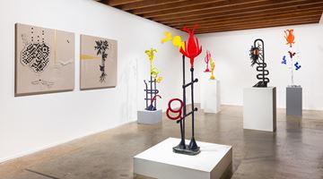 Contemporary art exhibition, Caroline Rothwell, Arrangements at Roslyn Oxley9 Gallery, Sydney