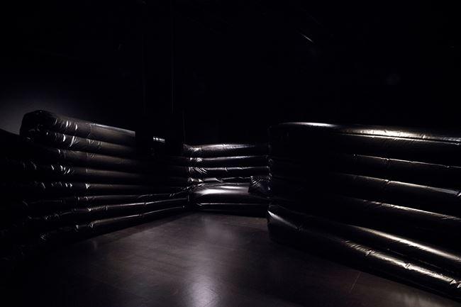 Not Exactly B-Flat by Jacqueline Kiyomi Gork contemporary artwork