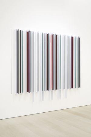 Arrowhead by Robert Irwin contemporary artwork
