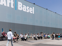 Basel Tov! Art Basel 2015