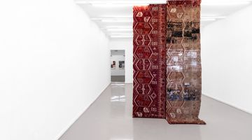 Contemporary art exhibition, Sepideh Mehraban, THIS IS NOT PROPAGANDA at SMAC Gallery, Stellenbosch
