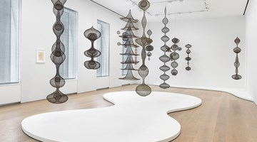 Contemporary art exhibition, Ruth Asawa, Solo Exhibition at David Zwirner, 20th Street, New York
