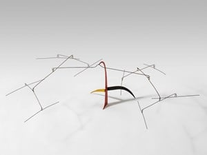 Branches sans feuilles (Branches Without Leaves) by Alexander Calder contemporary artwork