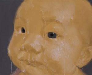 Xi Xi No.2 by Shen Xiaotong contemporary artwork