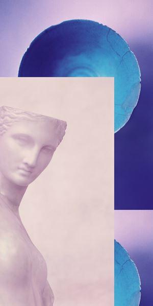 Women & Museums I by Sara VanDerBeek contemporary artwork