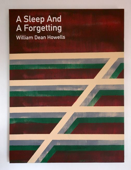 A Sleep And A Forgetting / William Dean Howells by Heman Chong contemporary artwork
