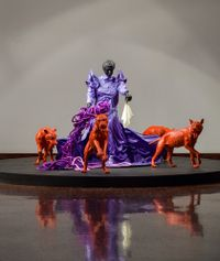 Cry Havoc by Mary Sibande contemporary artwork sculpture