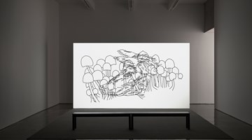 Contemporary art exhibition, Oliver Laric, Year of the Dog at Metro Pictures, New York