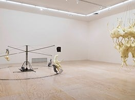 How Artist Bruce Nauman Plays at the Edges of the Human