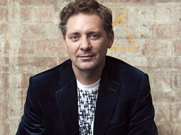 Brook Andrew is the Artistic Director of the 22nd Biennale of Sydney