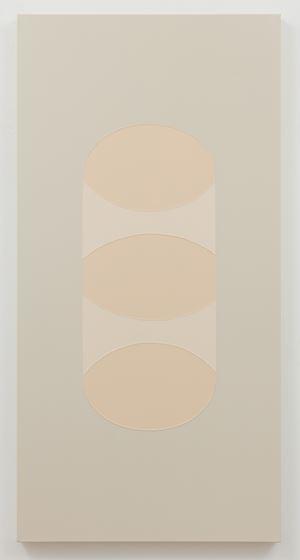Obround IX by Jovana Millay contemporary artwork