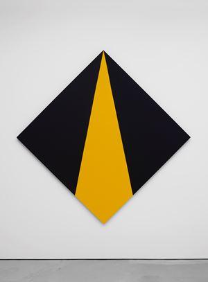 El Angel by Carmen Herrera contemporary artwork
