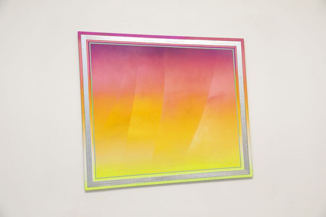Rainbow Sequence: #5 by Kichang Choi contemporary artwork