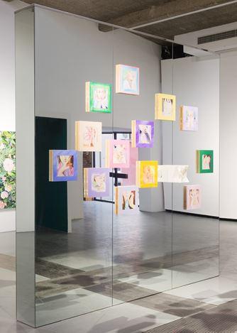 Exhibition view: Yuan Yuan, Glasswort, Tabula Rasa Gallery, Beijing (23 November 2019–10 January 2020). Courtesy Tabula Rasa Gallery.