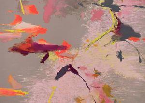 Hades Mercato (DAS ENTSTEHEN UNFERTIGER BEGRIFFE) by Michael Müller contemporary artwork