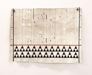 Matariki III (Tangaroa ā roto, Te Tahi ō Pipiri) by Nikau Hindin contemporary artwork