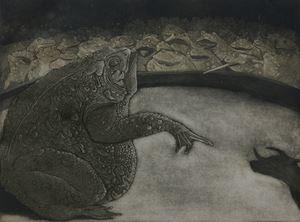 From the series 'Bravo!!' 2 by Ketaki Sarpotdar contemporary artwork
