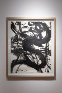 Snakes by Christian Lemmerz contemporary artwork works on paper