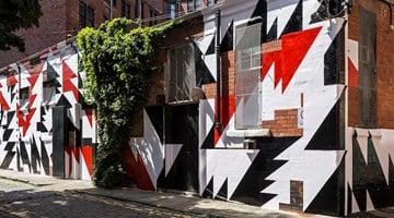 The Modern Institute contemporary art gallery in Osborne Street, Glasgow, United Kingdom