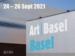 Art Basel in Basel 2021