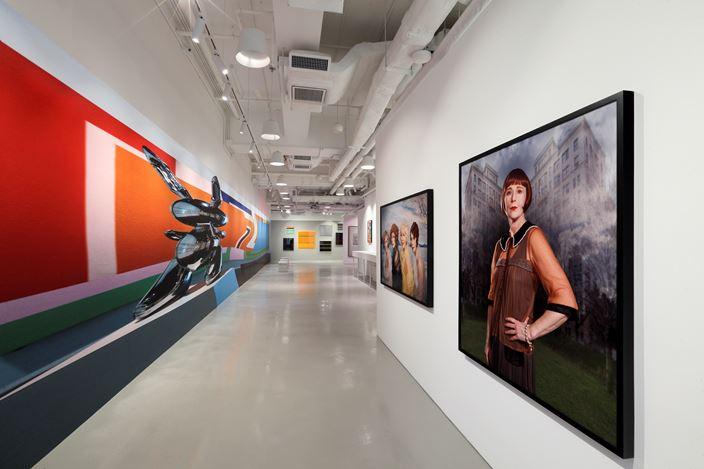Exhibition view: Group exhibition, Eau de Cologne, Sprüth Magers, Hong Kong, Hart Hall (27 March–12 April 2019). CourtesySprüth Magers. Photo: Stanley Photo Workshop.