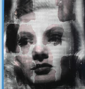 Hallucination - disintergration by Mircea Suciu contemporary artwork