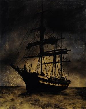 Black Water II by Stefan à Wengen contemporary artwork