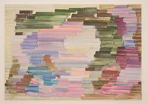 Rainbow-2020-118 by Etsu Egami contemporary artwork
