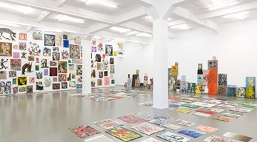 Contemporary art exhibition, Zander Blom, Garage-ism at Stevenson, Cape Town