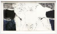 Leader of the Pack by Kristin Stephenson (Hollis) contemporary artwork works on paper