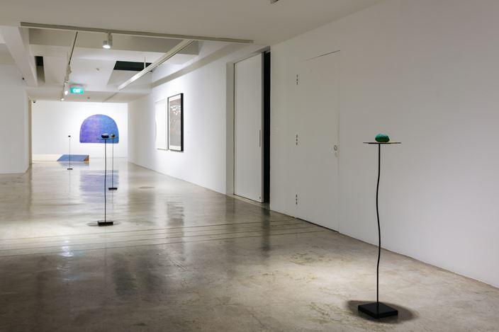 Exhibition view: Strange Forms of Life, STPI, Singapore (5 December 2020–31 January 2021). Courtesy STPI
