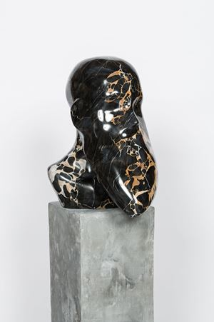 Man with beard (A) by Daniel Silver contemporary artwork