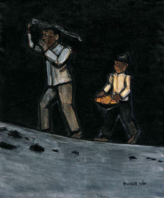 Coal by Duan Zhengqu contemporary artwork
