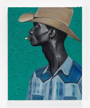 Pall Mall by Otis Kwame Kye Quaicoe contemporary artwork