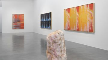 Contemporary art exhibition, Mika Tajima, Regulation at Simon Lee Gallery, London