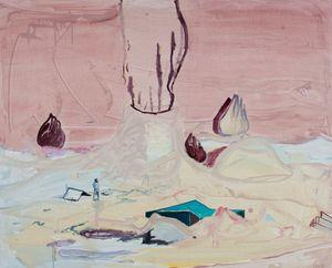Godlike Rage No. 23 by Zhao Yang contemporary artwork