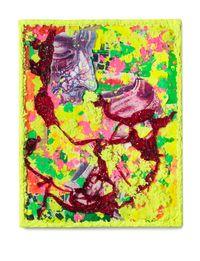 Smell by Shinro Ohtake contemporary artwork mixed media