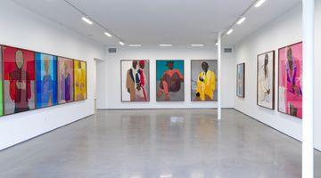 Contemporary art exhibition, Serge Attukwei Clottey, Beyond Skin at Simchowitz, Los Angeles, USA
