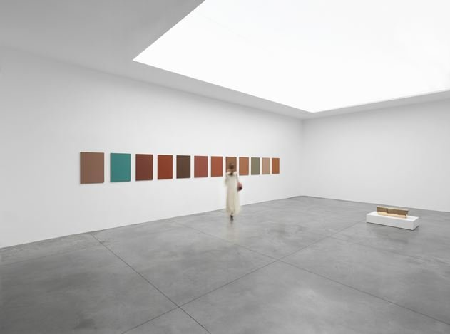 Exhibition view: Sherrie Levine, Xavier Hufkens, 6 rue St-Georges, Brussels (19 April–26 May 2018).Courtesy Xavier Hufkens. Photo:Allard Bovenberg, Amsterdam.