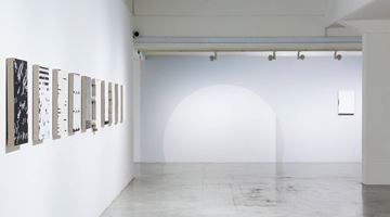 Contemporary art exhibition, Genevieve Chua, Twofold at STPI - Creative Workshop & Gallery, Singapore