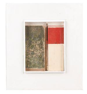 """""""Zilver ling"""" / """"denier"""" by Camiel Van Breedam contemporary artwork"""