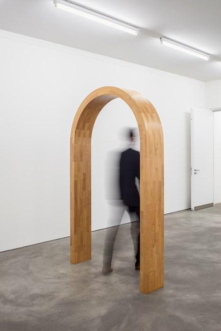 Arch by Robert Morris contemporary artwork